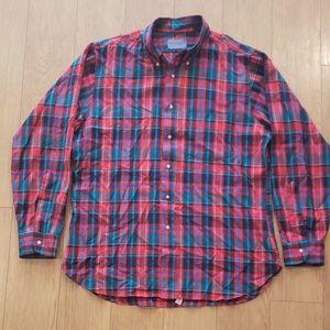 Sir Pendleton Wool Buttoned Shirt Size Large